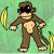 Monkey Keepy Ups
